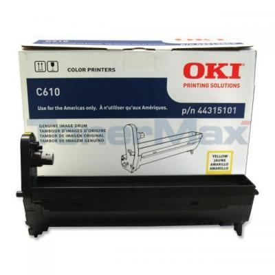 OKI C610 IMAGE DRUM YELLOW